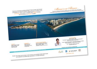 Cervera Real Estate Postcard