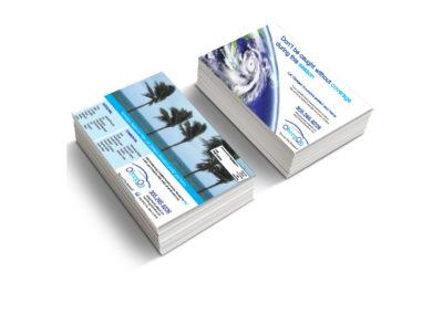 Obregon Insurance Mailer