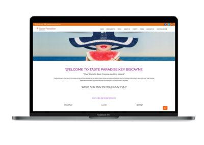 Taste Paradise - Key Biscayne Chamber Website