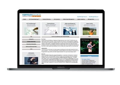 Portfolio Resources Group Website